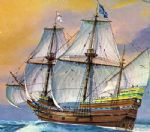 Revell 05486 Mayflower (1:83 Scale)